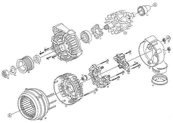 схема регулировки тросика сцепления ваз 2109.
